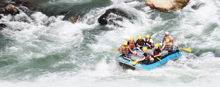 Lower Seti River Rafting
