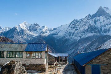 Annapurna Base Camp - 11 Days Trekking
