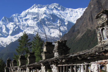 Annapurna Base Camp - 14 Days Trekking