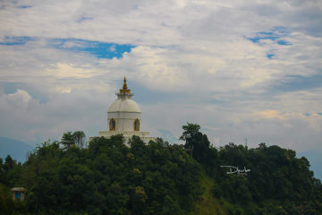 Margi – Peace Pagoda Hiking