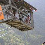 Bungee Jump in Pokhara, Nepal